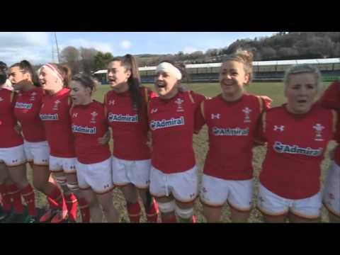 Full match: Wales Women v Scotland Women