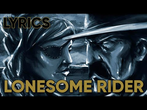 Volbeat - Lonesome Rider (Lyrics) Volbeat - Lonesome Rider