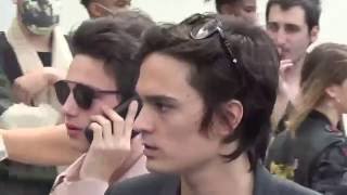 Alain Fabien DELON @ Paris 25 juin 2016 Fashion Week défilé Dior / june
