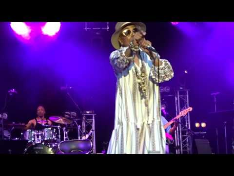 Dee Dee Bridgewater I Can't Stand The Rain & The Thrill Is Gone Live @ Cognac Blues Passions 2017