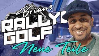 JP Performance - Brians Rallye Golf | Alles kommt neu!