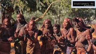 The OvaHimba are predominantly livestockfarmers who breed fat-taile...