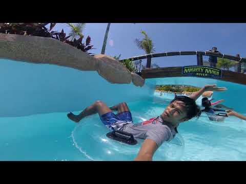 SevenSeas WATER PARK and Resort (CDO) vlog#8