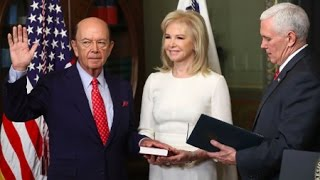 New Commerce Secretary Wilbur Ross Tied to Russian Oligarchs, Money-Laundering Bank