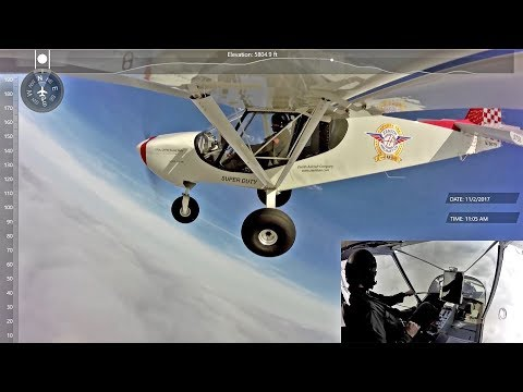 Flight test: Trying to stall and spin the Zenith STOL CH 750