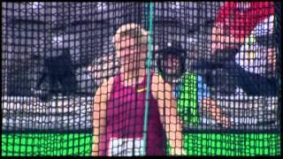 Анита Влодарчик установила мировой рекорд по метанию молота