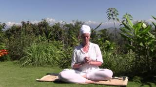 The Quick and Powerful Meditation To Gather Energy