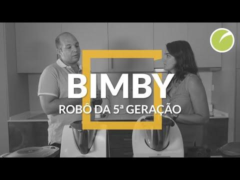 Bimby: conheça o robô da 5.ª geração