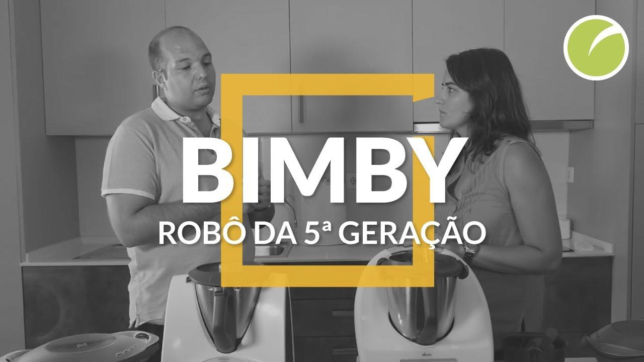 Bimby Kitchen Robot Ceiling Fixtures Conheca O Robo Da 5 ª Geracao Youtube