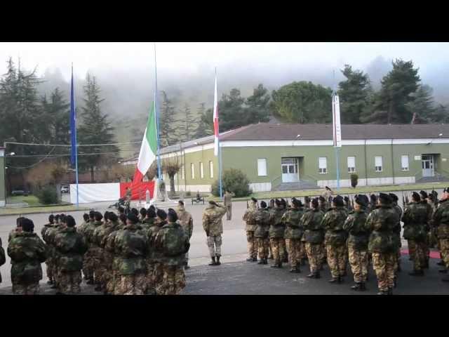 235°RAV PICENO 2013 4° blocco 2012- alza bandiera