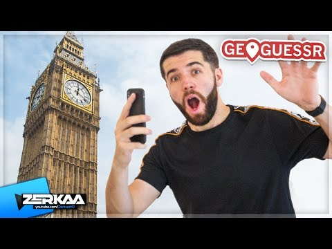 We Let GeoGuessr Control Our Day!