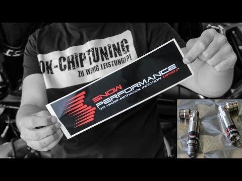 OK-Chiptuning - Audi 80 S2 5 Zylinder Turbo   Wasser/Methanol Einspritzung