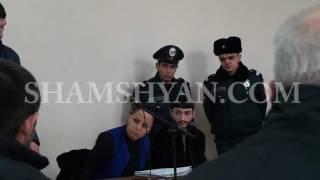 Կենտրոնի դատարանում հետաձգվեց  Գ Արսենյանի թիկնապահին դանակահարելու գործով դատական նիստը