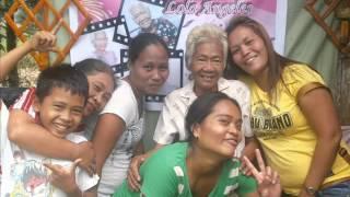 Awit Kay Inay Lola Birthday October 22, 2015