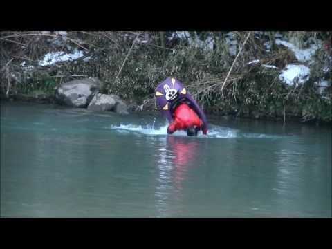 2017 1 17 HIROSHIMA still water freestyle kayaking