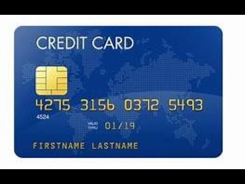 code de carte bancaire code de carte bancaire (FAKE)   YouTube