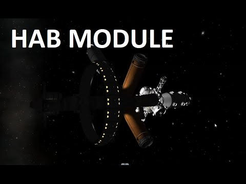 [ITA] Kerbal Italia Space Program #67: Hab Module