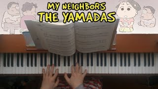 My Neighbors the Yamadas - Quit Being Alone Great title soundtrack ...