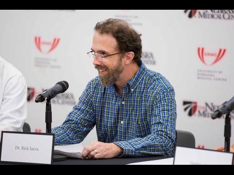 Ebola Patient Dr. Rick Sacra Leaves The Hospital - Nebraska Medicine