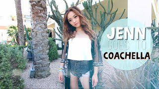 jenn goes to coachella 2016
