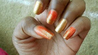 D I Y How to Mix Your Own Nail Polish Colors (Warm Winter Nails)