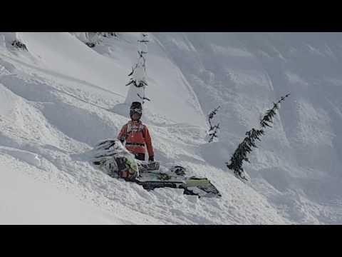 Revelstoke Snowmobiling part 2
