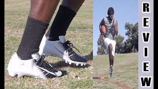 2a7170542490e Nike Vapor Untouchable Speed 3 TD Football Cleats Review