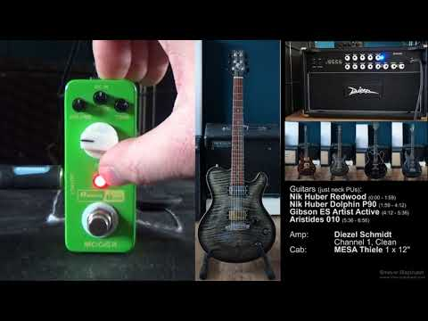 Mooer Rumble Drive (Dumble style overdrive)