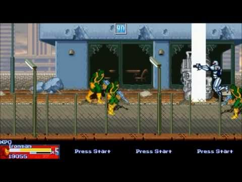Ironman - Marvel First Alliance 2