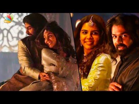 വൈറലായി പ്രണവ്-കല്യാണി ചിത്രങ്ങൾ | Pranav Mohanlal and Kalyani look royal in Marakkar|News
