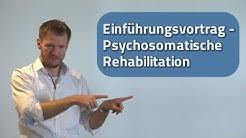 Psychosomatische Rehabilitation - Einführungsvortrag - Klinik Allgäu