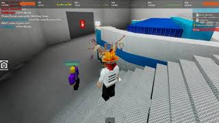 Slender Fortress 2 on roblox