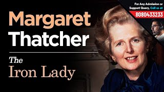Margaret Thatcher Biography in Hindi   Life Story & Career   The Iron Lady of United Kingdom