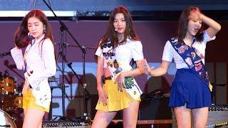 180916 슬기 Seulgi 레드벨벳 Red Velvet '빨간 맛 Red Flavor' 4K 60P 직캠 @어제그린오늘 뮤직페스티벌 by DaftTaengk