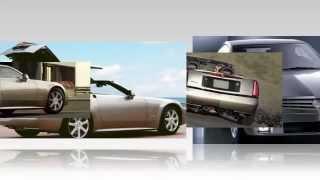 Cмотреть обзор Cadillac XLR Кадиллак ХЛР купе кабриолет