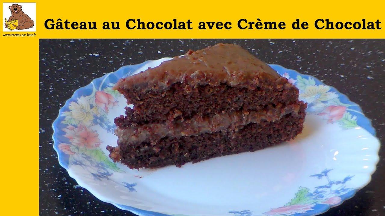gateau a la creme dessert au chocolat hebergeur duimage with gateau a la creme dessert au