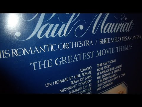 Paul Mauriat - Vol 2 - The Greatest Movie Theme - (Brasil 1974) (Full Album)
