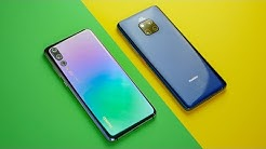 Huawei Mate 20 Pro vs P20 Pro: Vergleich deutsch