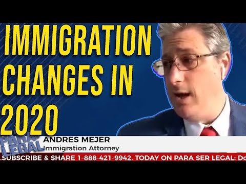5 BIG Changes To US Immigration In 2020 You Need To Know