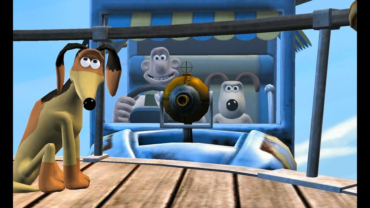 Download Wallace & Gromit's Grand Adventures: Episode 3