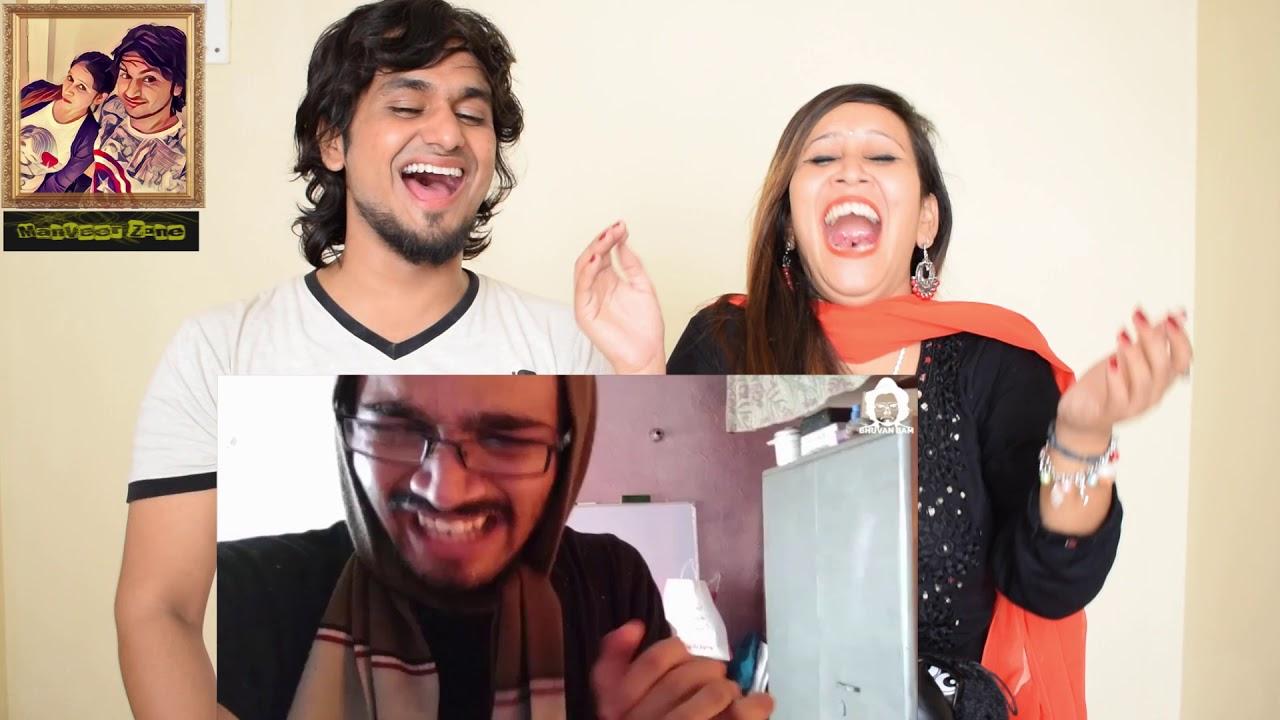 BB Ki Vines || Dastaan e Breakup || Indian Reaction