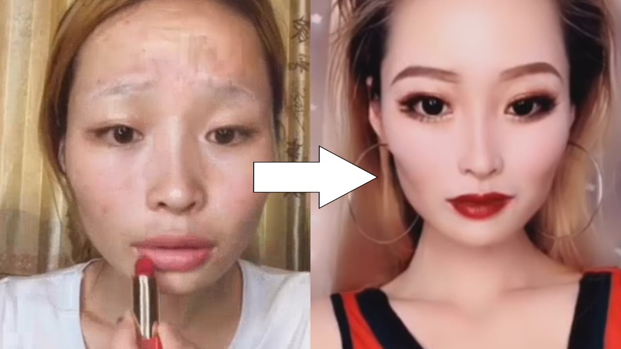 23 amazing asian makeup transformations 😱 the power of makeup august 2018