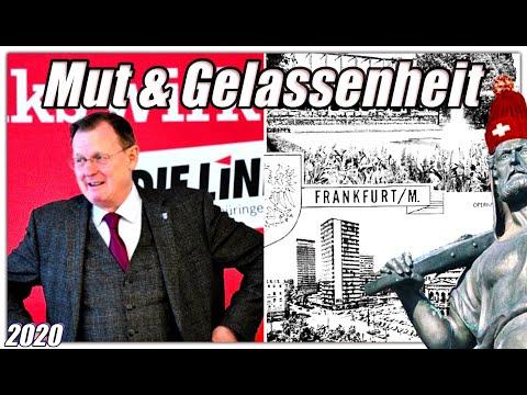 Mut & Gelassenheit | Ramelows Finger | Lagebericht aus Frankfurt