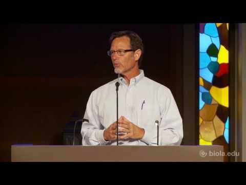 Alan Hultberg: On the Interpretation of the Book of Revelation [Talbot Chapel]