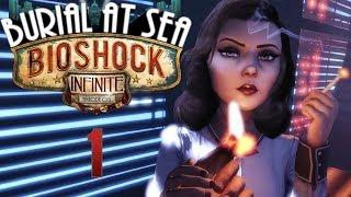 BioShock Infinite: Burial at Sea прохождение. Часть 1