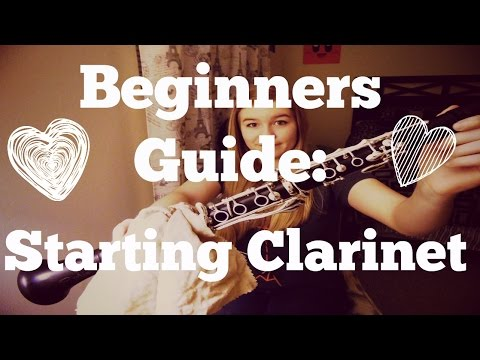 Beginners Guide: Starting Clarinet