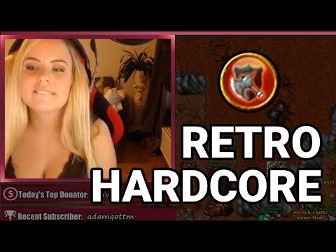 Retro Hardcore Special - Tibia on Twitch #extraepisode
