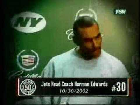 Thumb of Herm Edwards video