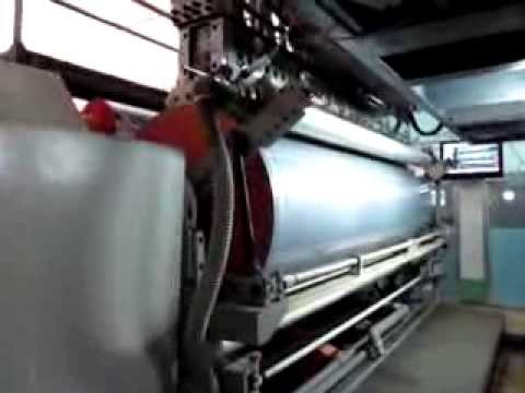 CPE,CPP 3 layer cast film production line - YouTube