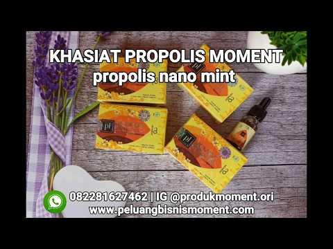 moment propolis asli, khasiat propolis moment 082281627462 WA